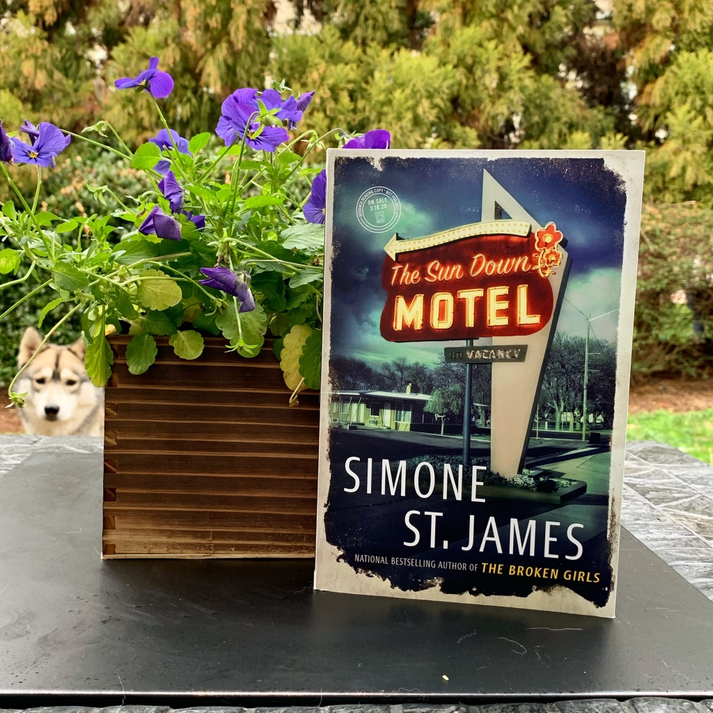 Book Review for The Sun Down Motel by Simone St. James, Berkley