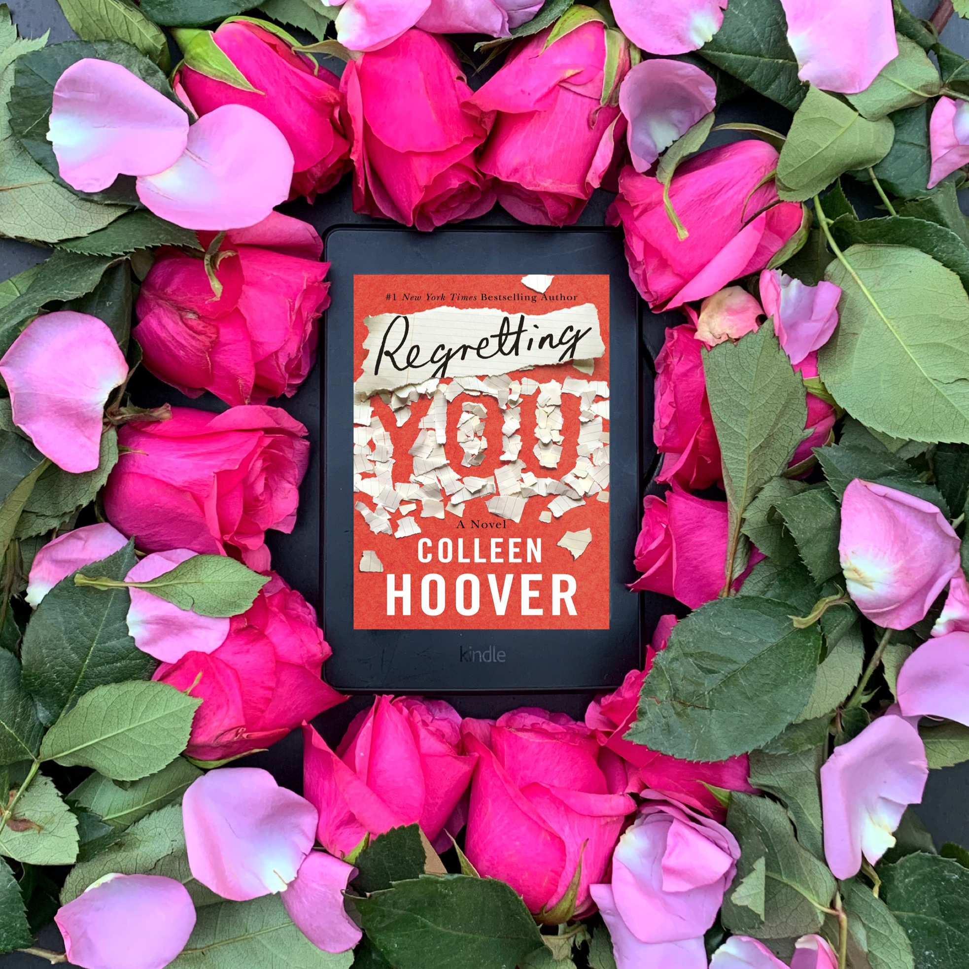 colleen hoover regretting you