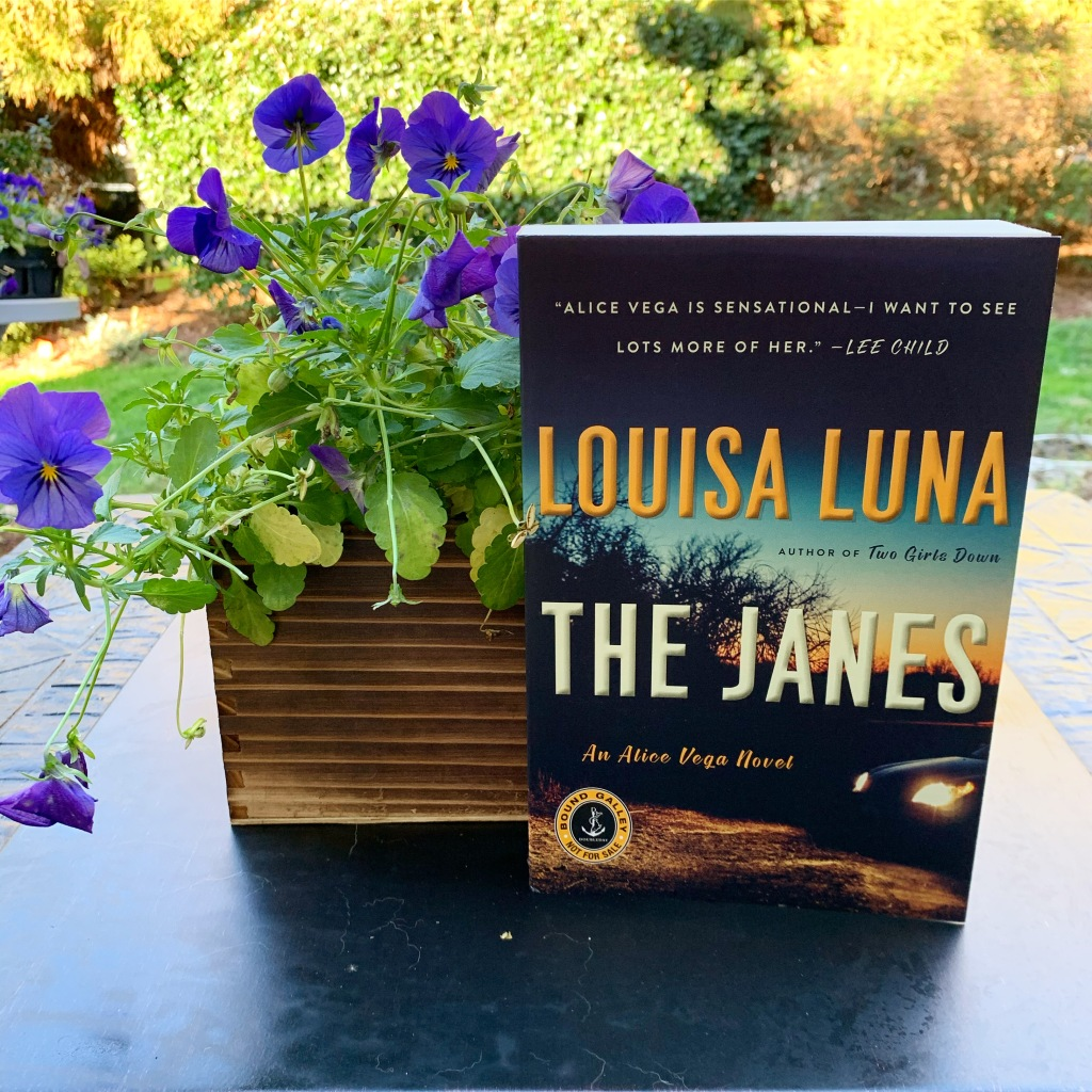 "Photo of book ""The Janes"" by Louisa Luna"
