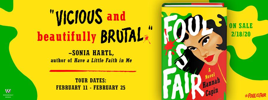 Foul is Fair tour banner