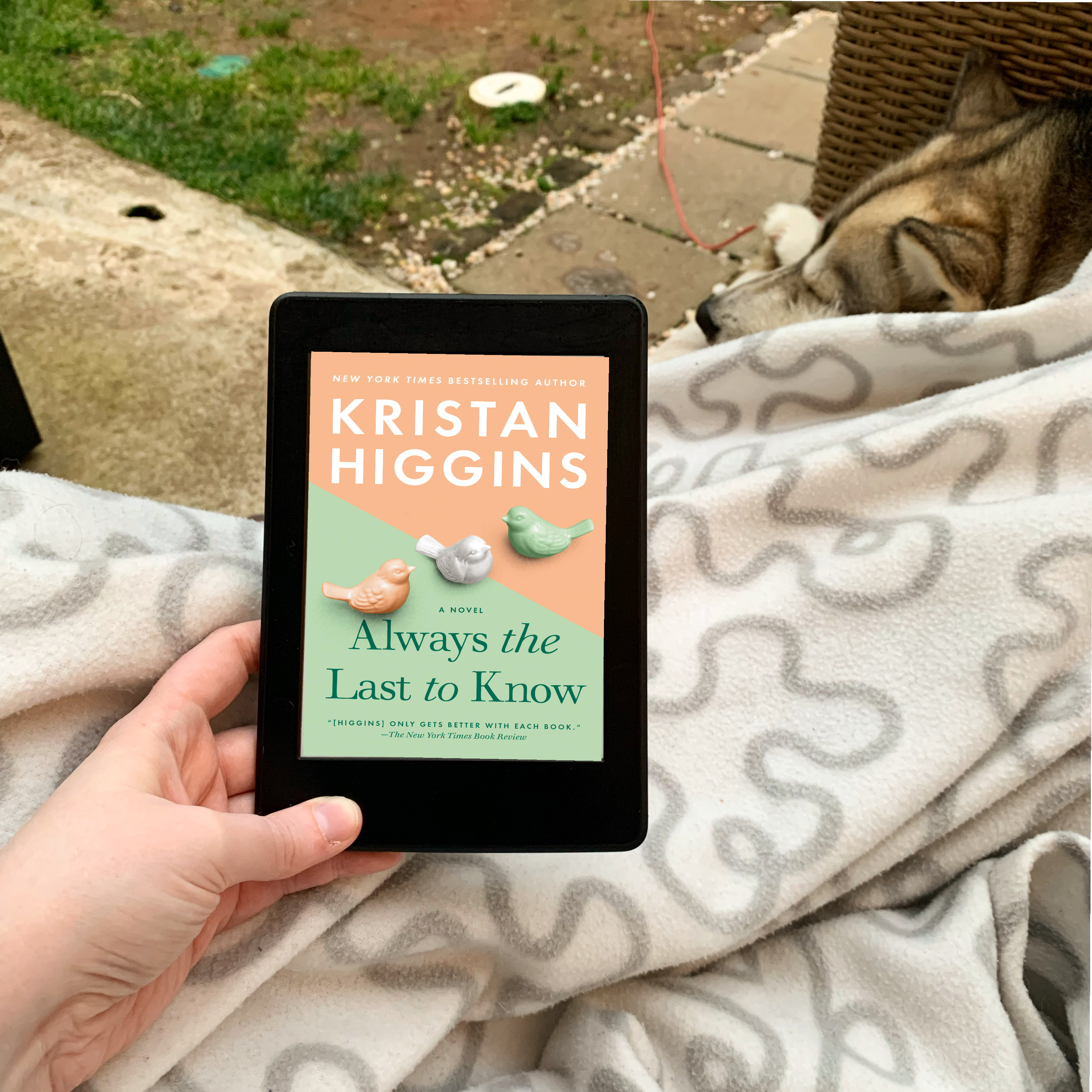 Always The Last to Know ebook on Kindle with husky