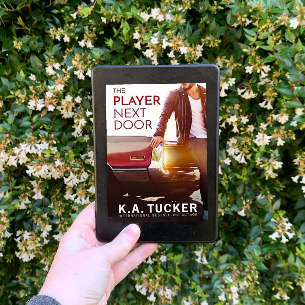 The Player Next Door by K.A. Tucker on Kindle