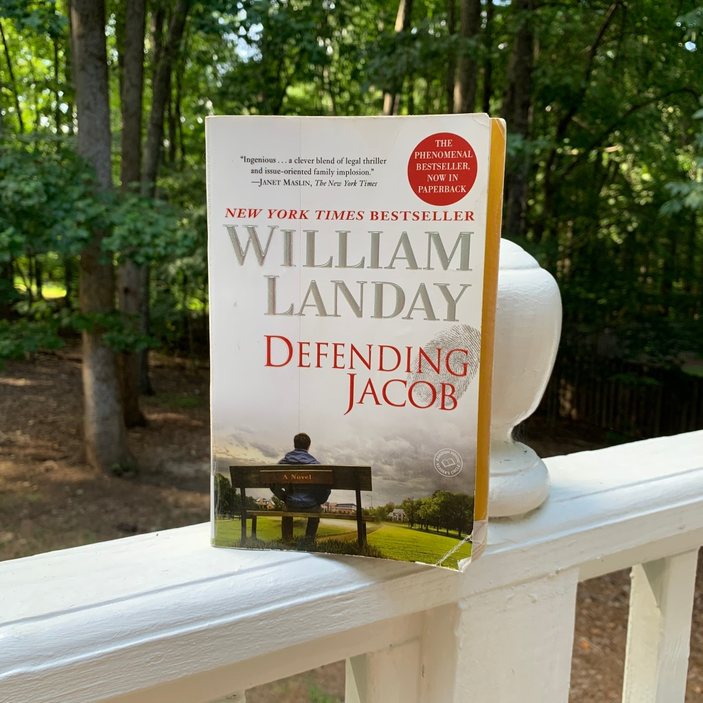 Photo of Defending Jacob by William Landay book