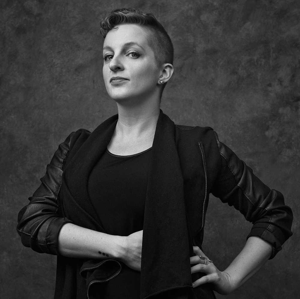 Photo of author Sarah Gailey
