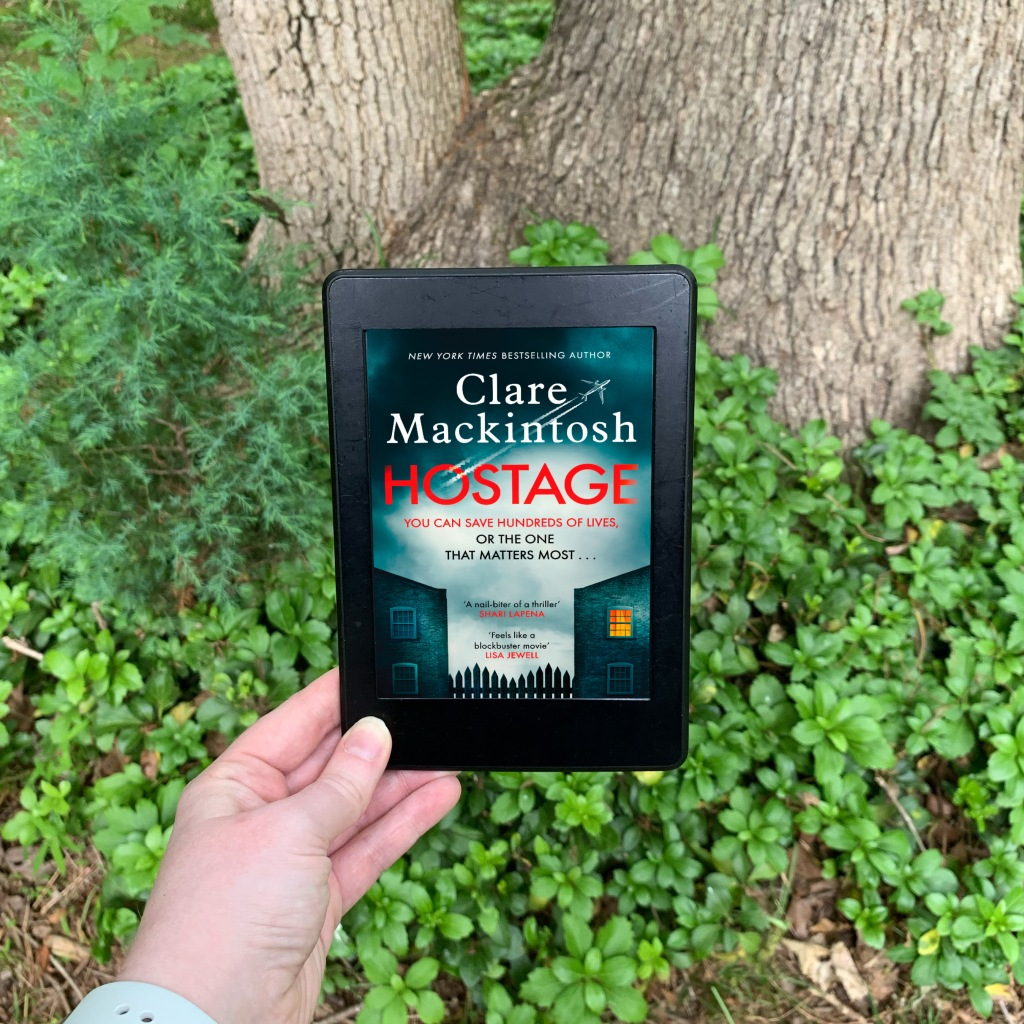 Photo of Hostage by Clare Mackintosh ebook on kindle