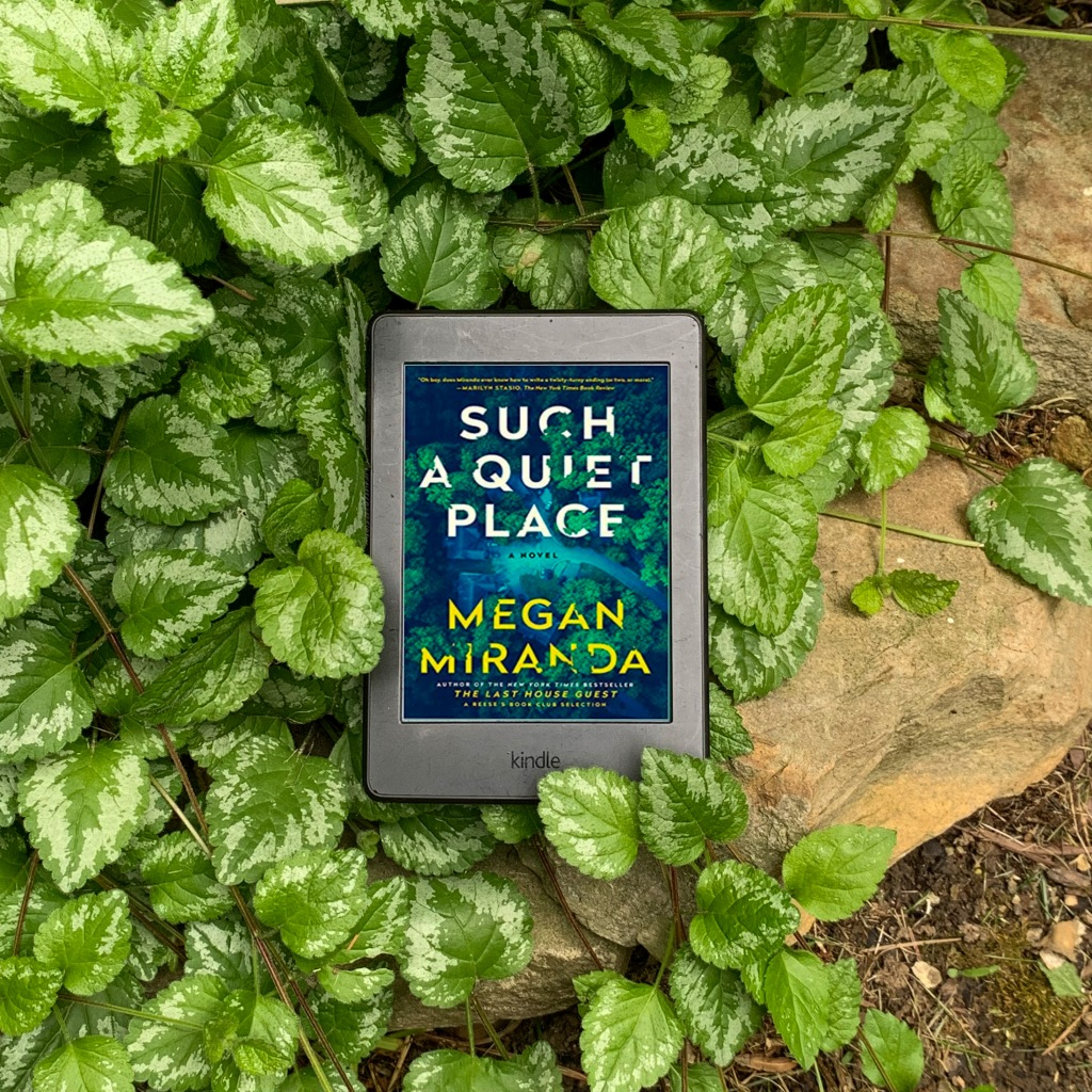 Photo of Megan Miranda's Such A Quiet Place ebook on Kindle
