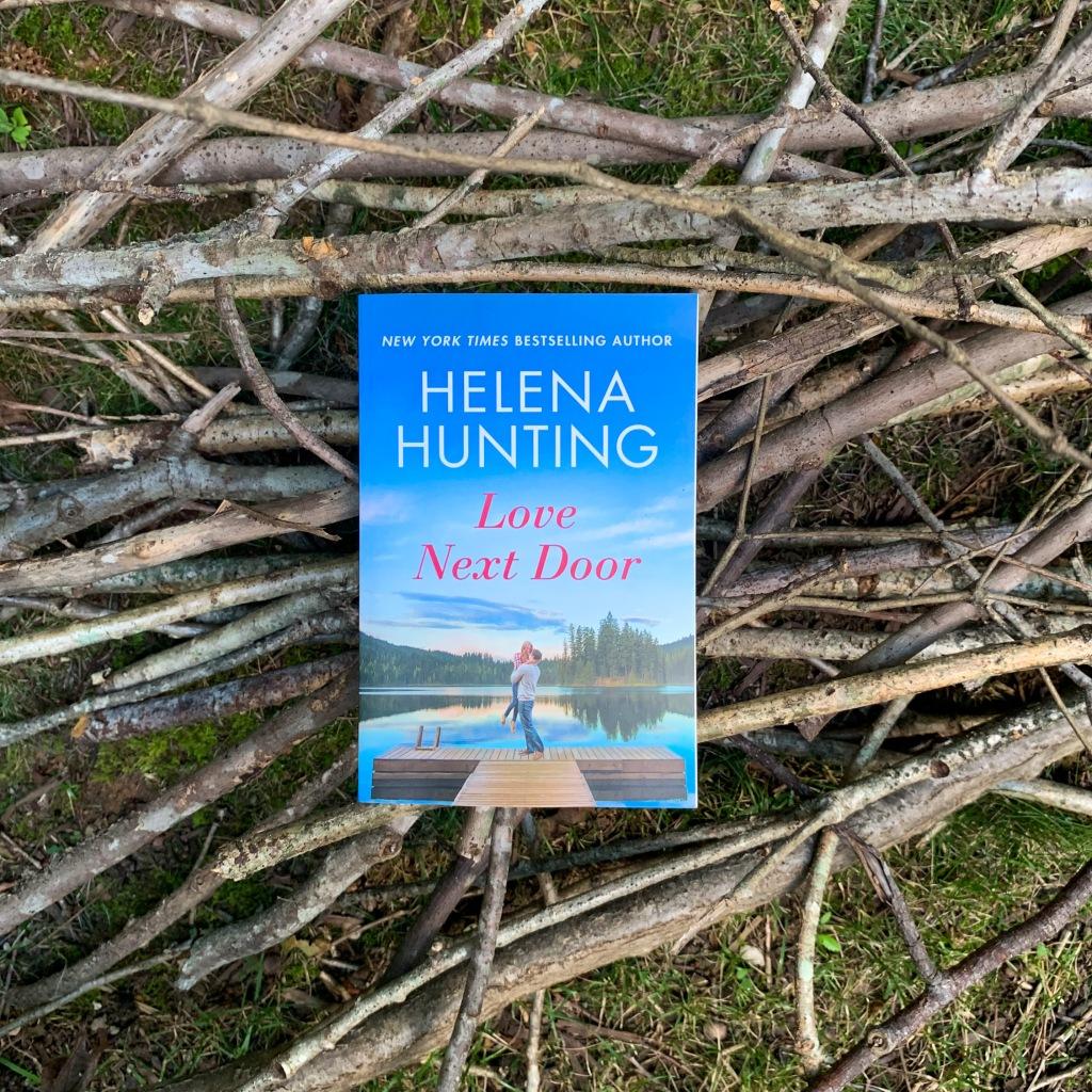 Photo of Helena Hunting's Love Next Door paperback